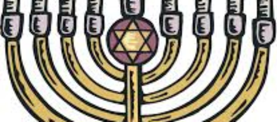 icon-Hanukkiah