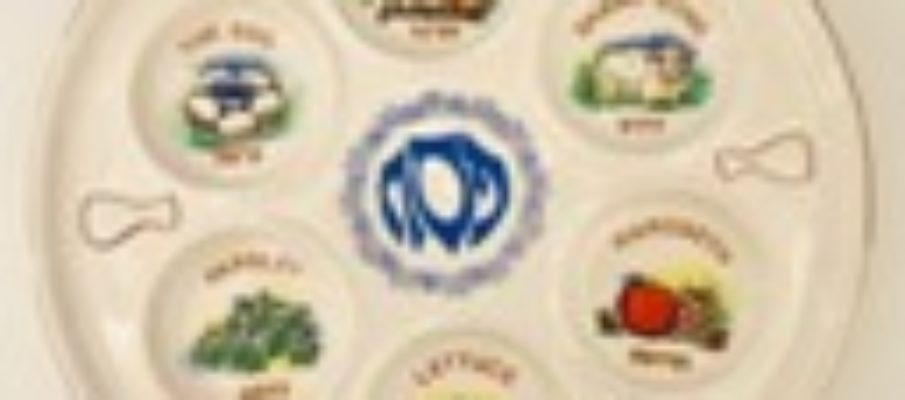 icon-Seder plate